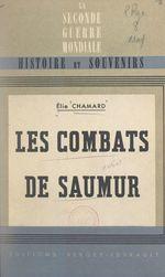 Les combats de Saumur, juin 1940