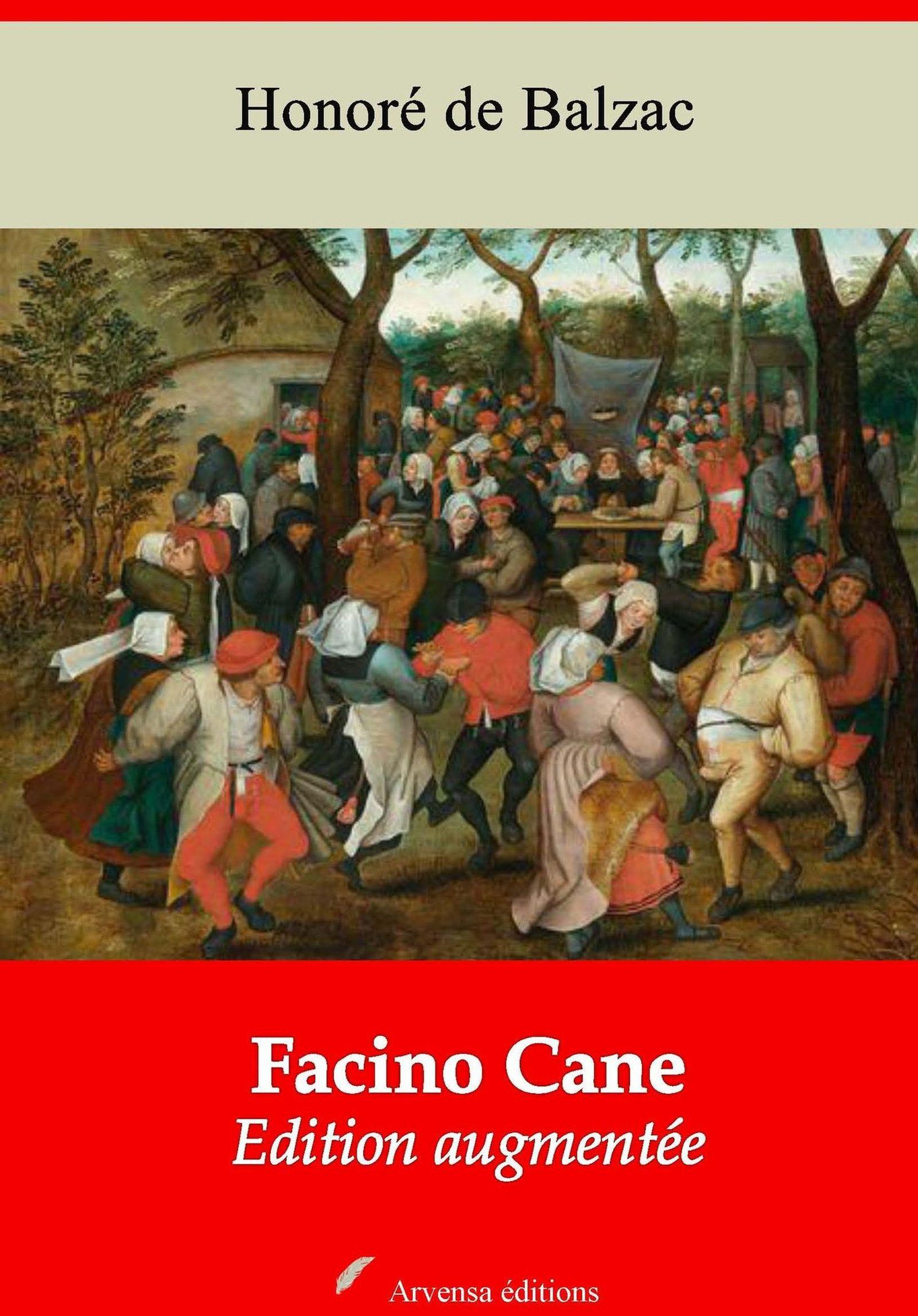 Facino Cane - suivi d'annexes
