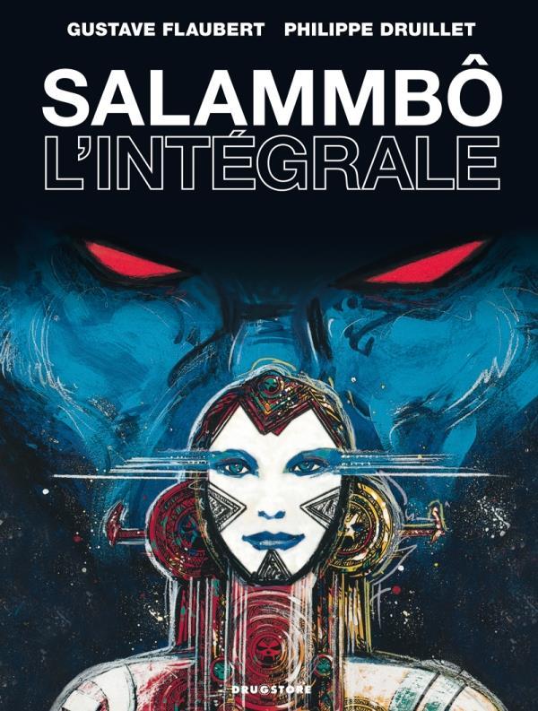 Salammbô ; intégrale (édition 2010)