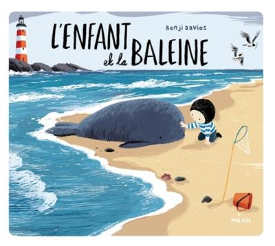 Coffret baleine ; Benji Davies