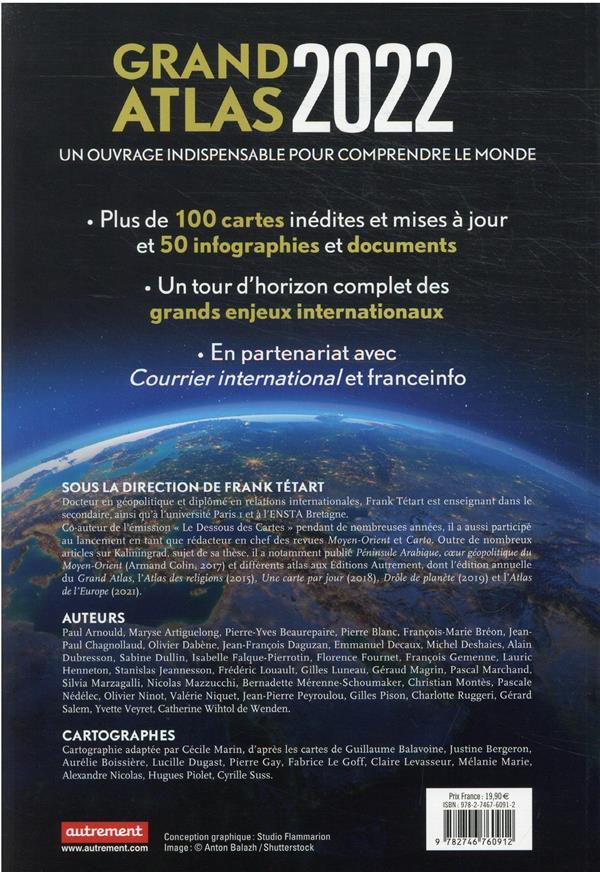 Grand atlas (édition 2022)