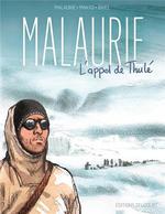 Couverture de Malaurie, L'Appel De Thule - One-Shot - Malaurie, L'Appel De Thule