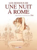 Vente Livre Numérique : Une nuit à Rome - Les Dessous d'Une Nuit à Rome  - Aurélien Ducoudray