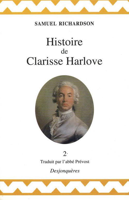 Histoire de Clarisse Harlove t.2