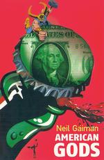 Vente Livre Numérique : American Gods  - Neil Gaiman