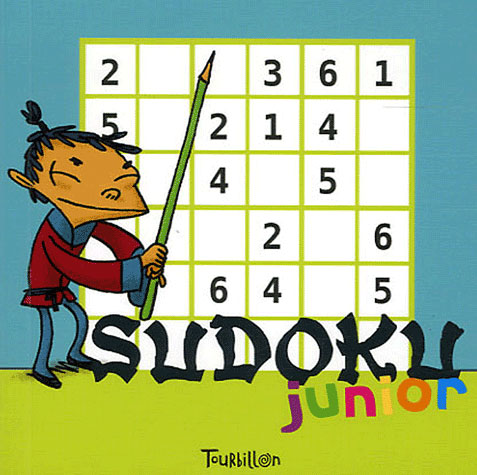 Sudoku junior t.1