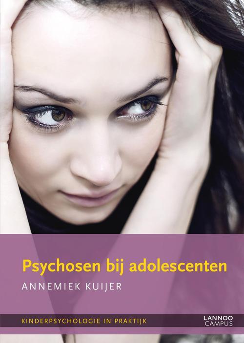 Psychosen bij adolescenten (E-boek)