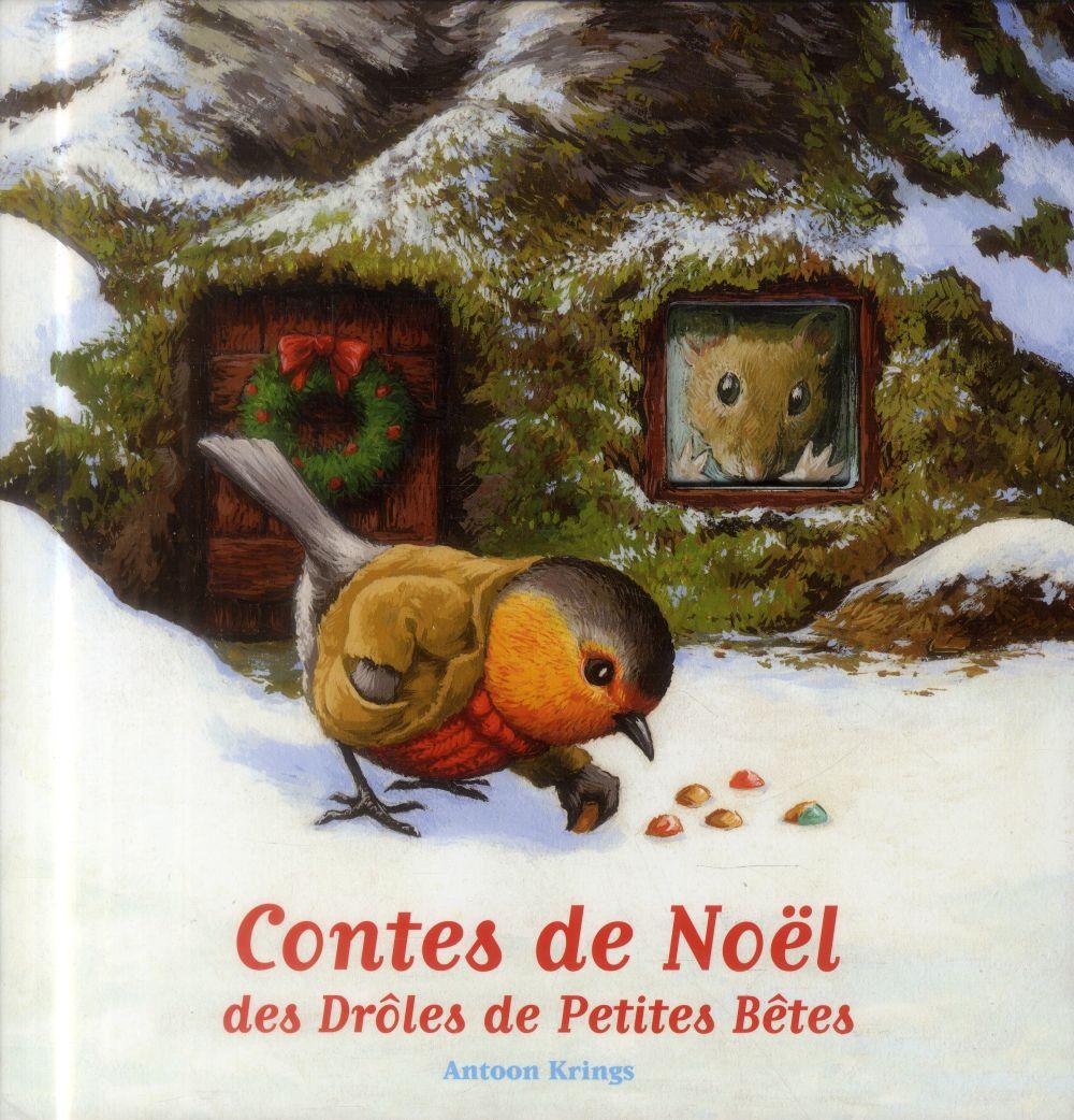 Contes de Noël des Drôles de Petites Bêtes