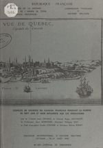 Conflits de sociétés au Canada français pendant la guerre de Sept ans et leur influence sur les opérations