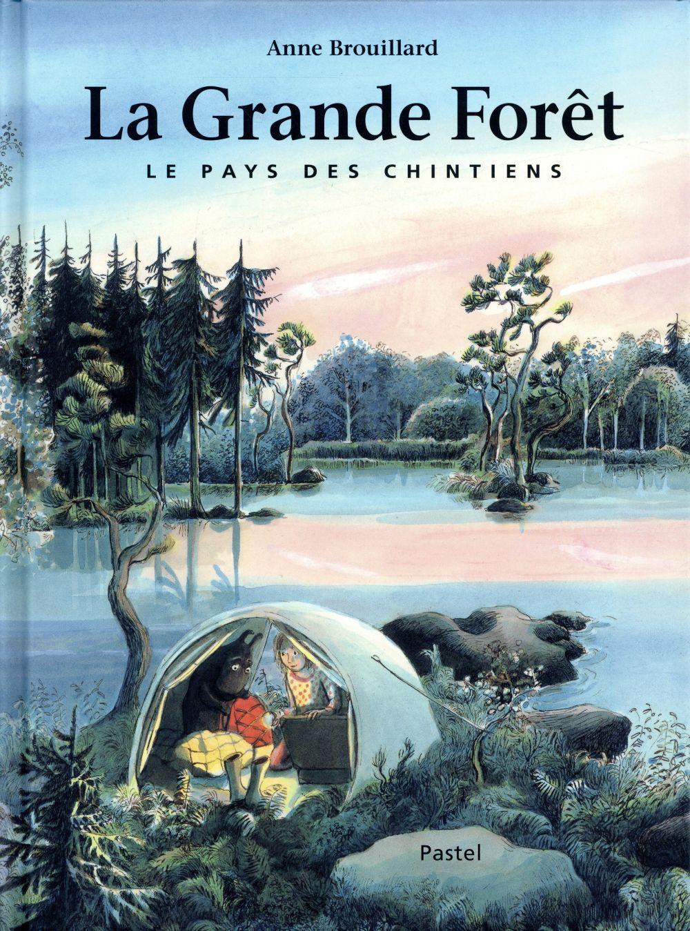 la grande forêt ; le pays des chintiens
