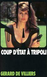 Vente EBooks : SAS 108 Coup d'état à Tripoli  - Gérard de Villiers