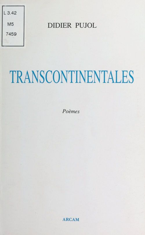 Transcontinentales