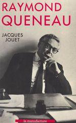 Vente EBooks : Raymond Queneau  - Jacques Jouet
