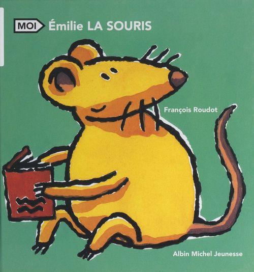 Émilie la souris