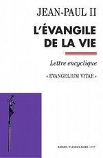Vente Livre Numérique : L'Évangile de la vie  - Jean paul ii