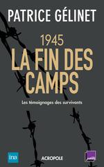 Vente Livre Numérique : La libération des camps  - Patrice GÉLINET