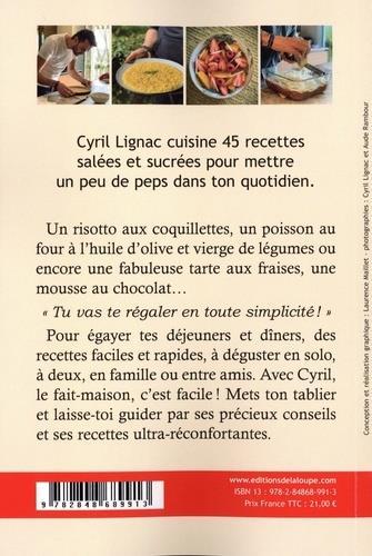 Fait maison par Cyril Lignac