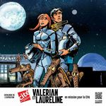 Vente Livre Numérique : Valérian et Laureline en mission pour la Cité  - Pierre Christin - Jean-Claude Mézières - Évelyne Tranlé