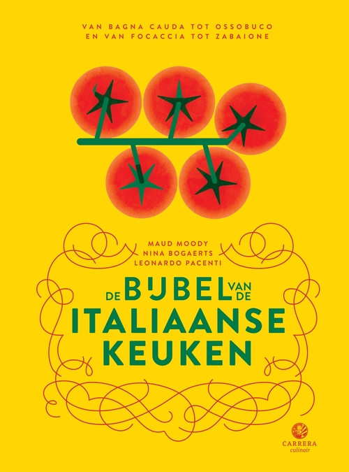 De bijbel van de Italiaanse keuken – Maud Moody, Leonardo Pacenti – ebook  0 Carrera culinair