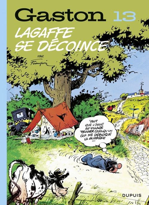 Gaston T.13 ; Lagaffe se décoince