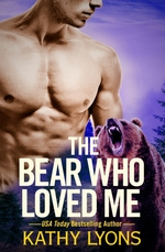 Bound by Shadows (previously published as The Bear Who Loved Me)  - Kathy Lyons