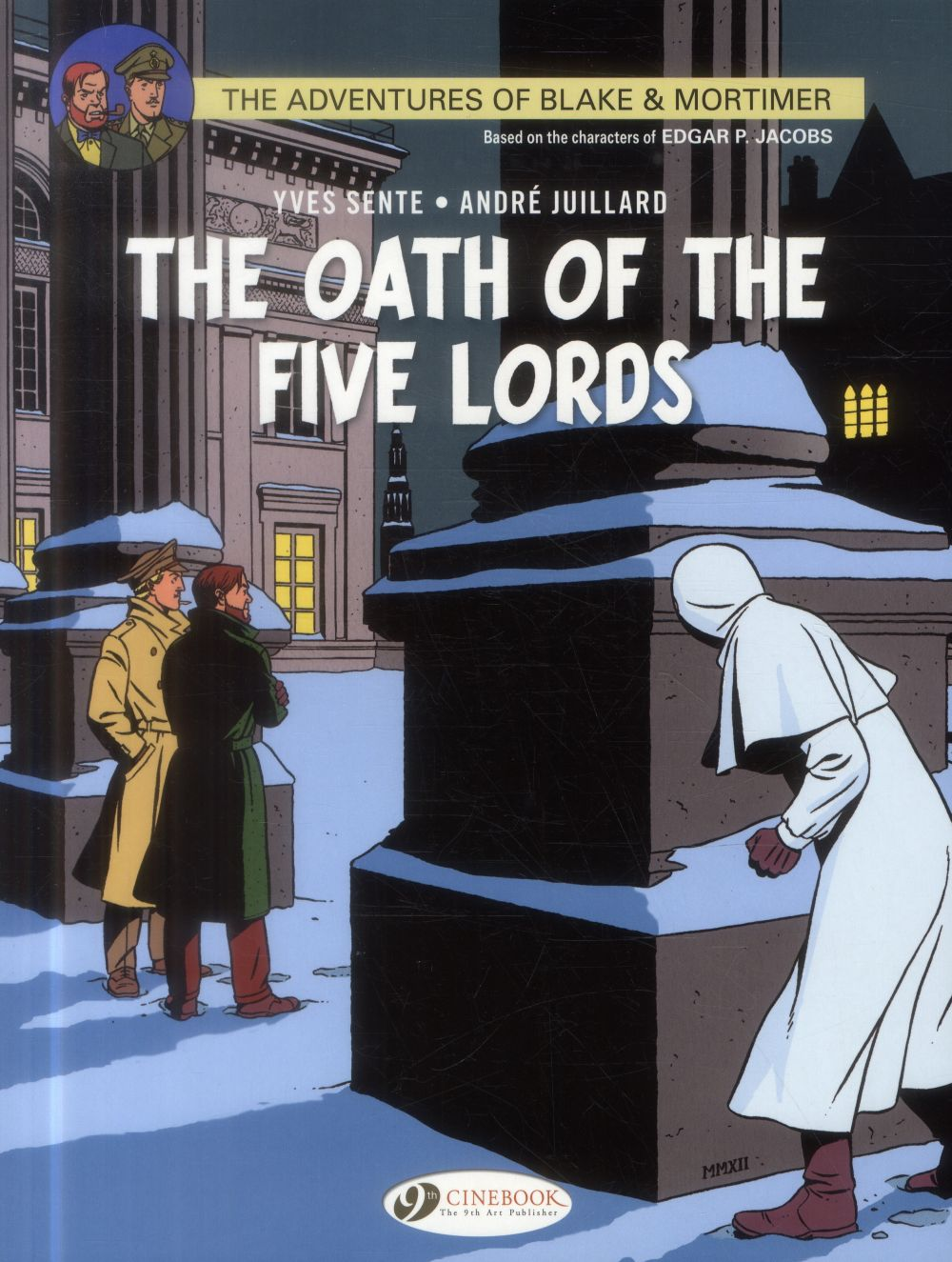 The oath of the five lords
