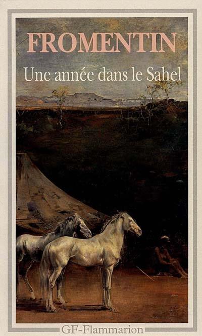 Annee dans le sahel (une) - - edition etablie *****