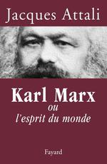 Couverture de Karl marx
