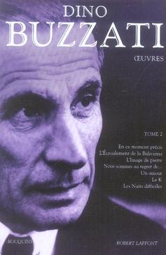 Dino Buzzati, Oeuvres T.2