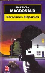 Couverture de Personnes disparues