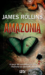 Vente EBooks : Amazonia  - James ROLLINS