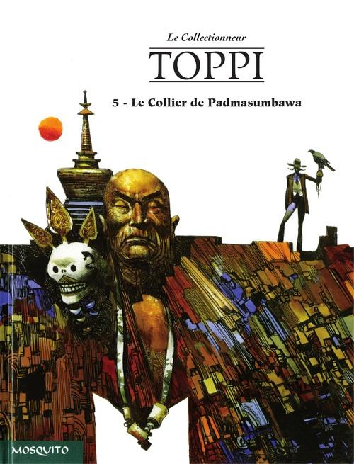 Vente EBooks : Le Collier de Padmasumbawa  - Sergio Toppi