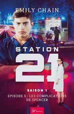 Station 21 - Saison 1  - Emily Chain