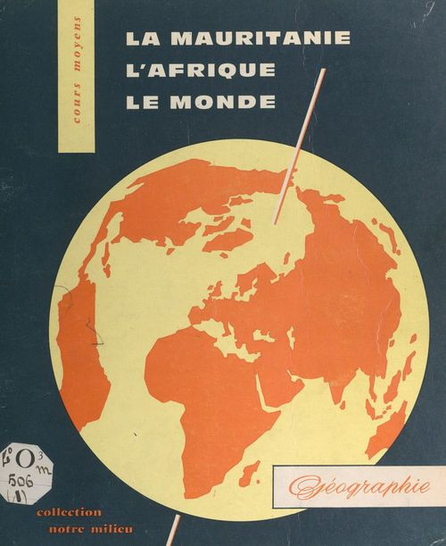 Géographie : La Mauritanie
