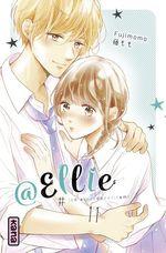 Vente Livre Numérique : @Ellie #je n'ai pas besoin de petit ami T.11  - Momo Fuji