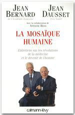 Vente Livre Numérique : La Mosaïque humaine  - Jean Dausset - Jean-Bernard