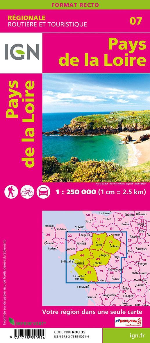 NR07 ; Pays de la Loire (2e édition)