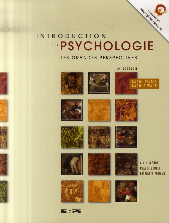Intro A La Psychologie/Perspectives