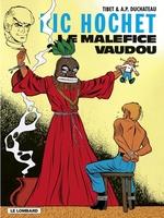 Ric Hochet - tome 37 - Le Maléfice Vaudou  - Duchâteau - A.P. Duchâteau
