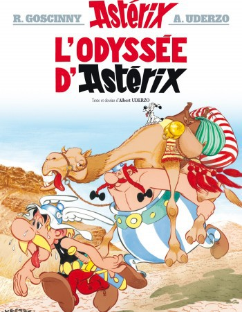 Astérix T.26 ; l'odyssée d'Astérix