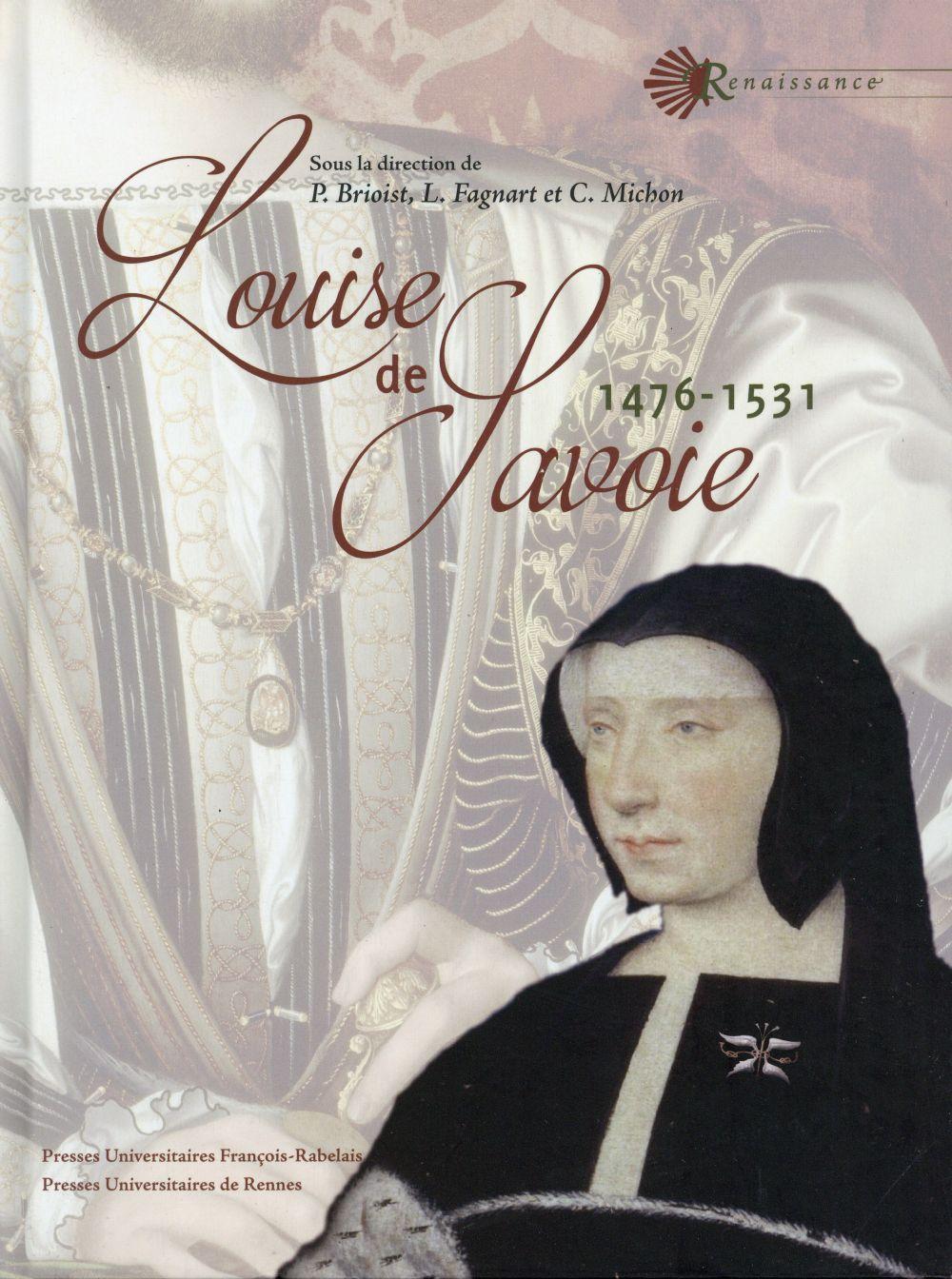 Louise de savoie (1476 1531)