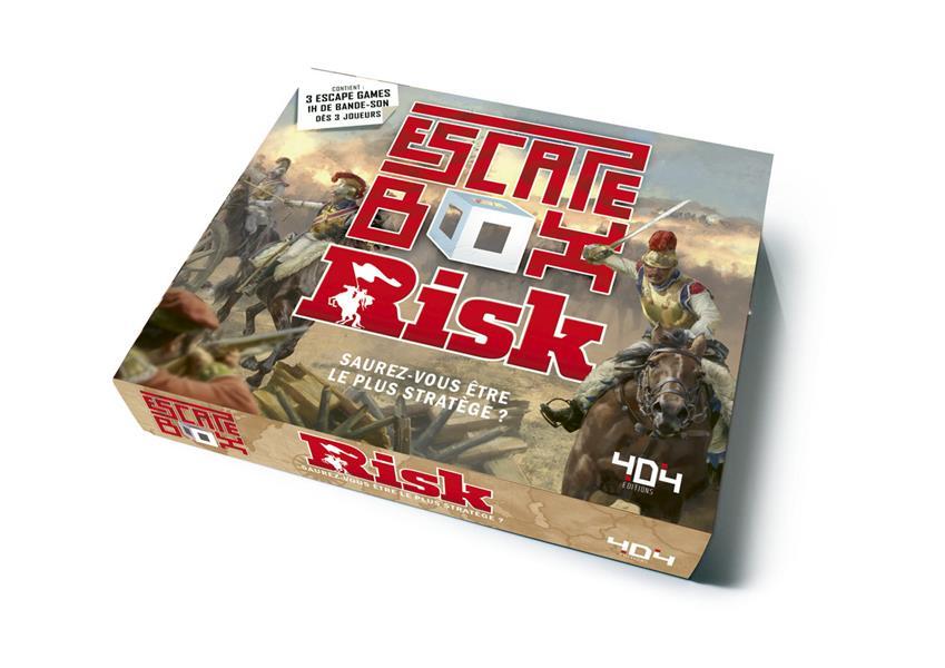 Escape box ; risk