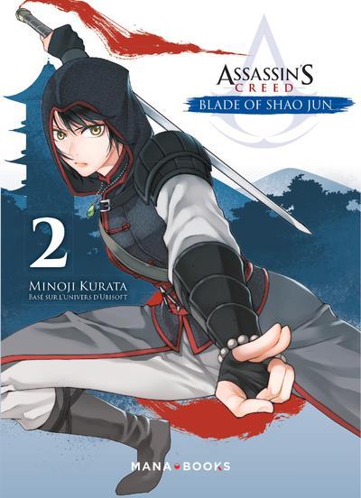 Assassin's Creed - blade of Shao Jun T.2