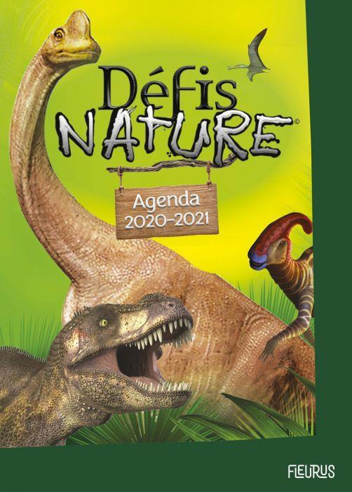 Défis nature ; agenda (édition 2020/2021)
