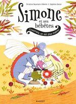 Vente EBooks : Simone et ses bébêtes - Ensemble, on est plus malins !  - Christine Naumann-Villemin