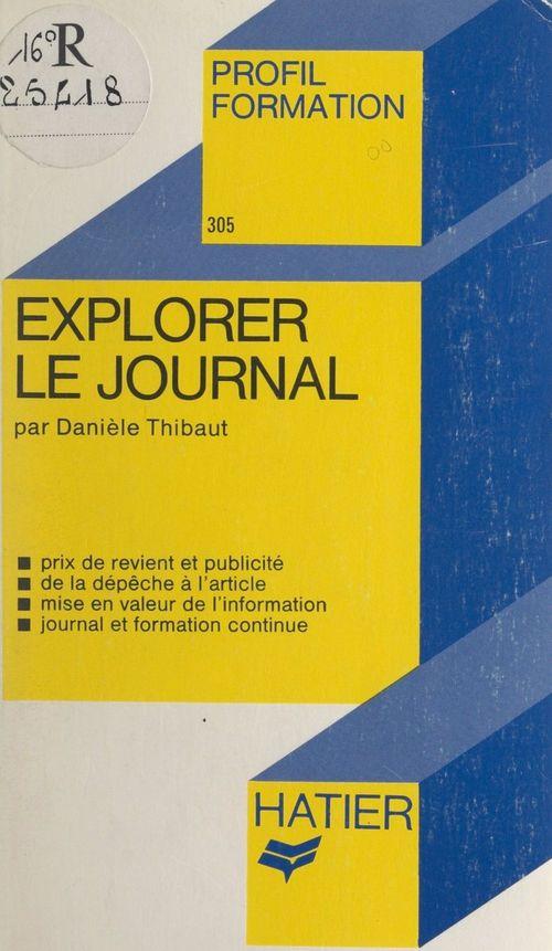 Explorer le journal