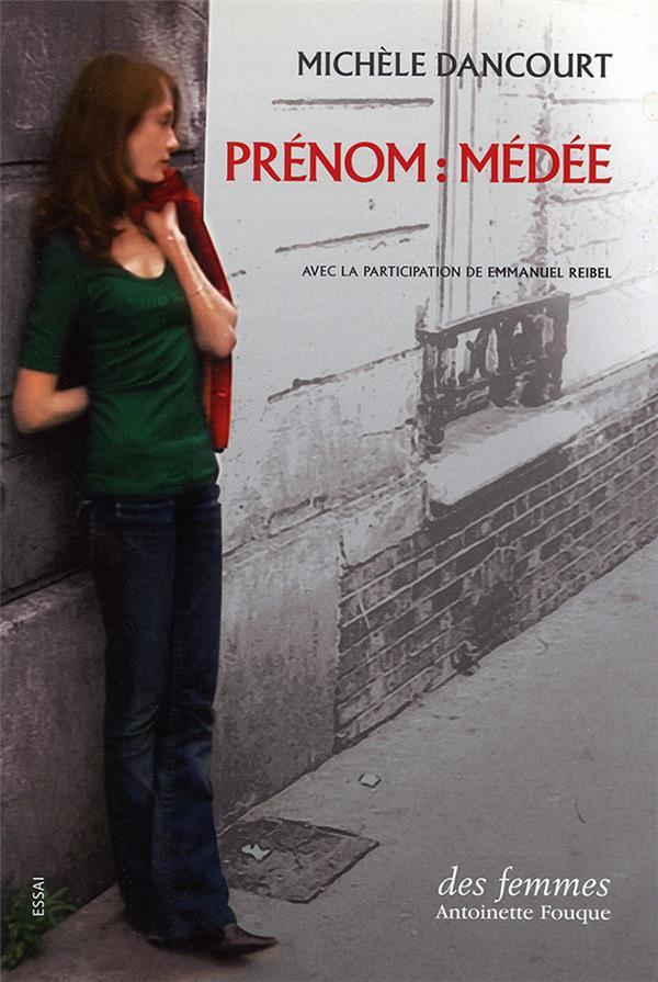 Prénom : Médée