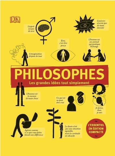 Philosophes ; les grandes idées tout simplement