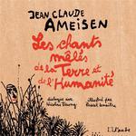 Couverture de Les Chants Meles De La Terre Et De L'Humanite