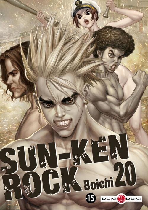 Sun-Ken Rock T.20